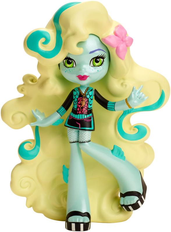 MONSTER HIGH Vinyl Lagoona Blue Doll  Shop Monster High Doll