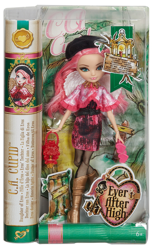 Ever After High Through The Woods C.A. Cupid Doll - Shop ...