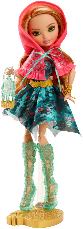 Ever After High™ Through The Woods™ Ashlynn Ella™ Doll ...