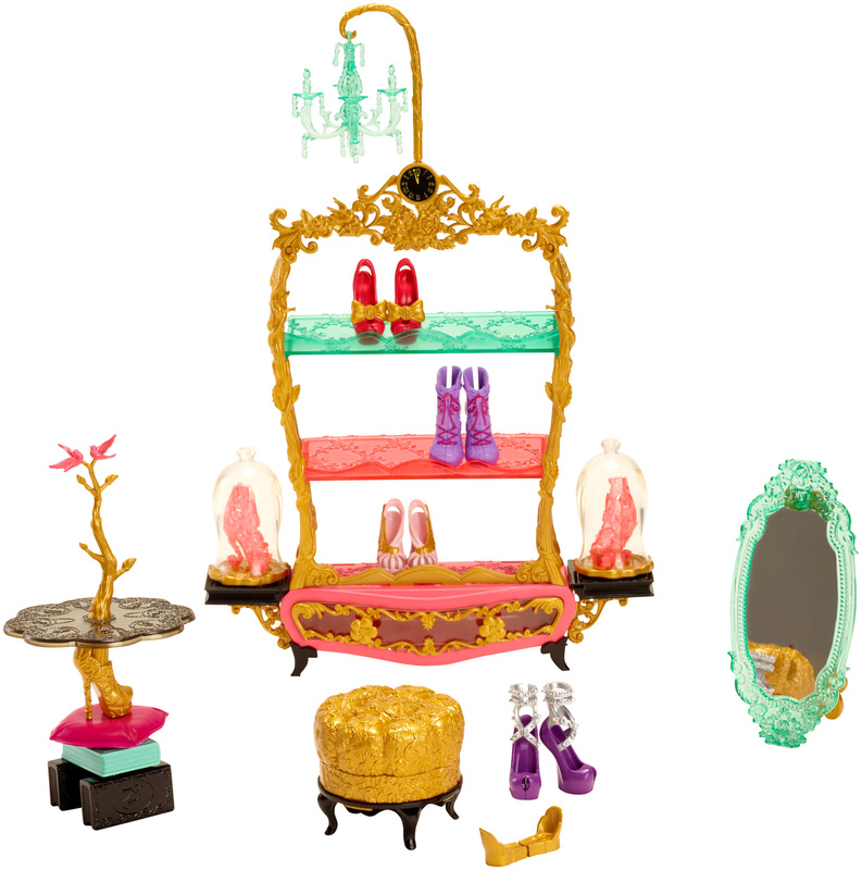 Ever After High Book End Hangout Glass Slipper Shop Ever