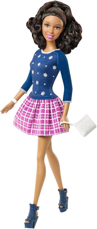 Barbie fashionistas nikki doll 17