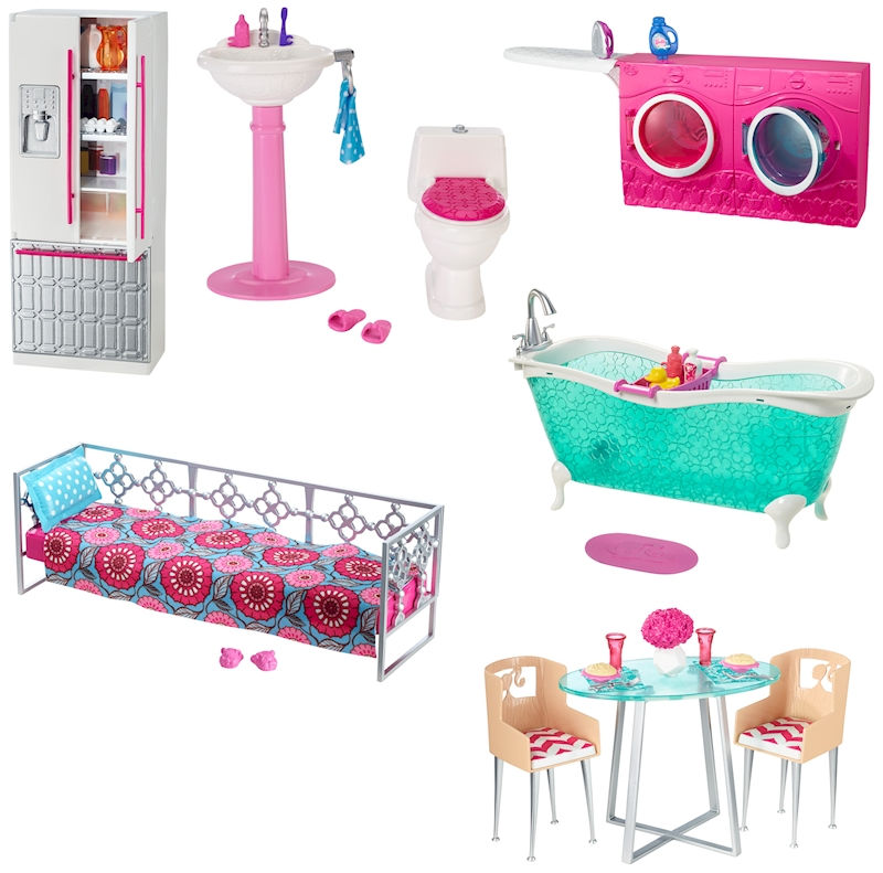 Barbie Dolls Toys Shop Fashion Dolls Playsets Accessories