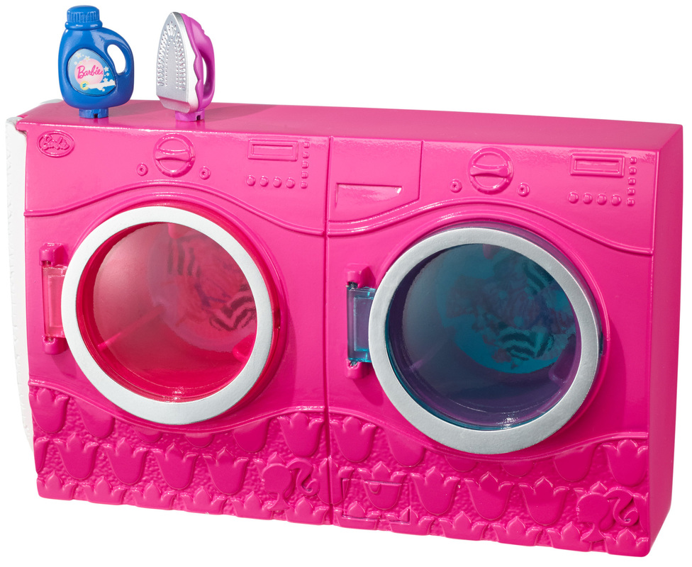 barbie washer dryer set. Black Bedroom Furniture Sets. Home Design Ideas