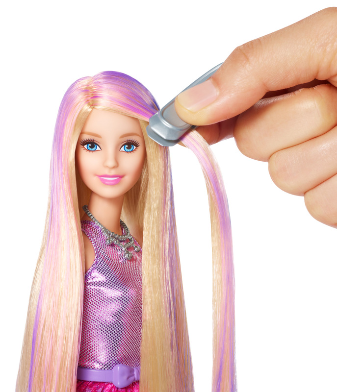 BARBIE® Color and Style Doll