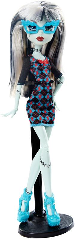 monster high174 geek shriek� frankie stein� doll shop