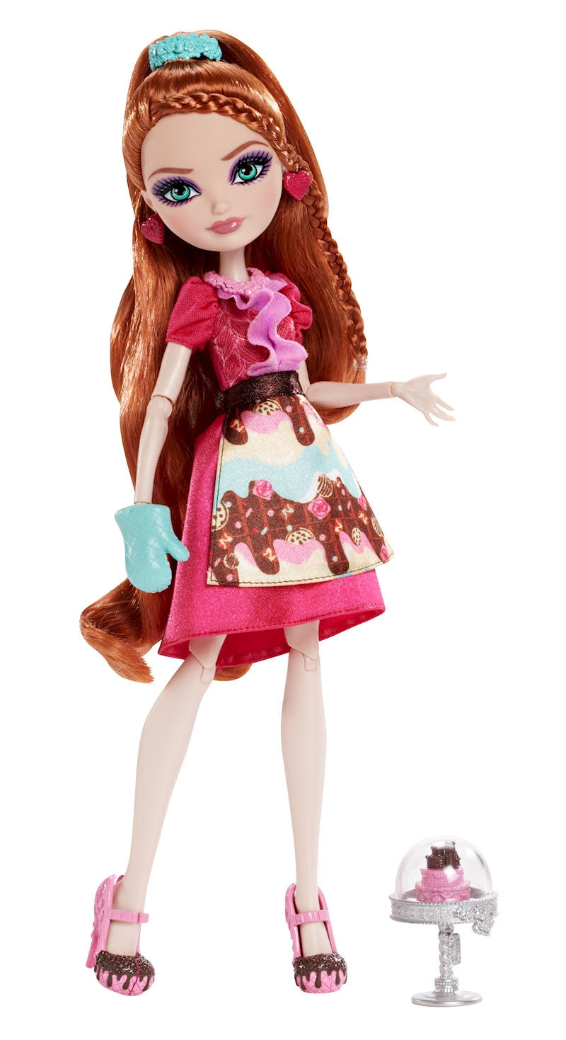 Ever After High Sugar Coated Holly OHair Doll  Shop Ever