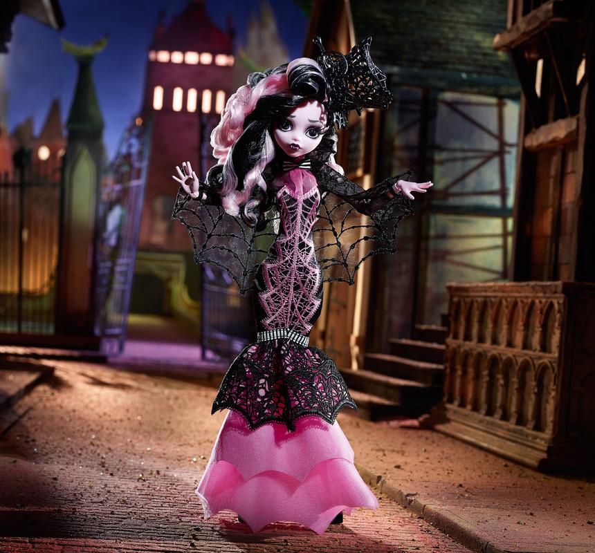 Monster High Draculaura Collector Doll Shop Monster High