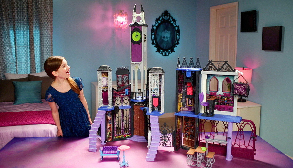 Delightful Monster High™ Deadluxe High School™ Play Set   Shop Monster High Doll  Accessories, Playsets U0026 Toys | Monster High