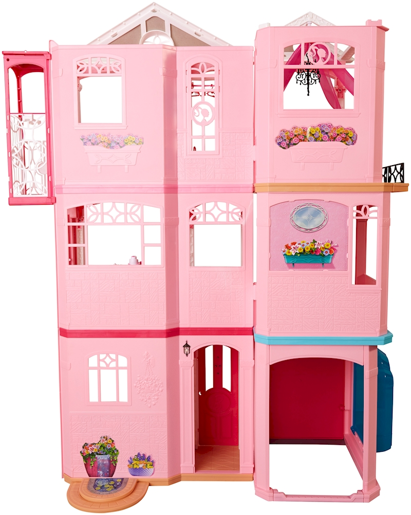 Barbie maison de r ve - Barbie ma maison de reve ...