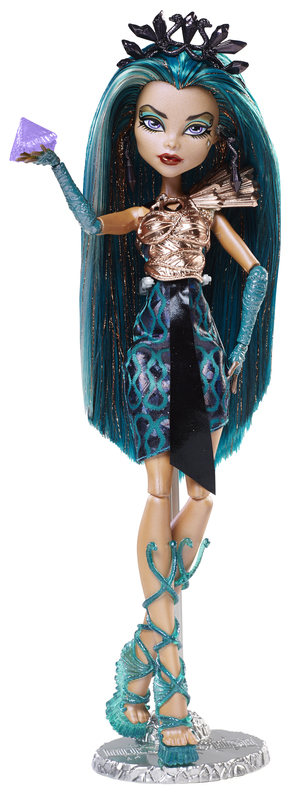 Monster high boo york boo york city schemes nefera de nile doll shop monster high doll - Nefera de nile ...