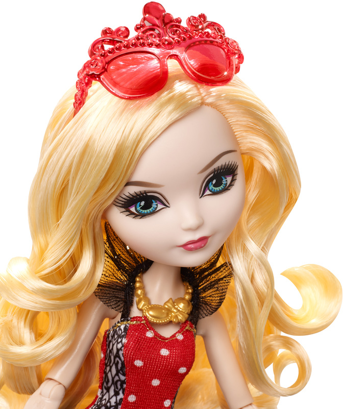 Ever After High™ Mirror Beach™ Apple White™ Doll - Shop ...