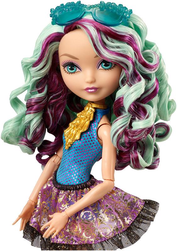 Ever After HighTM Mirror BeachTM Madeline HatterTM Doll