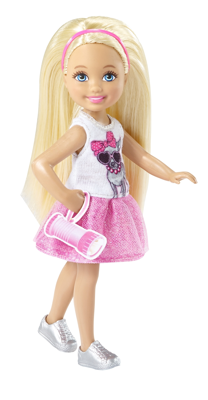 Barbie In The Pink Shoes And Pink Dress