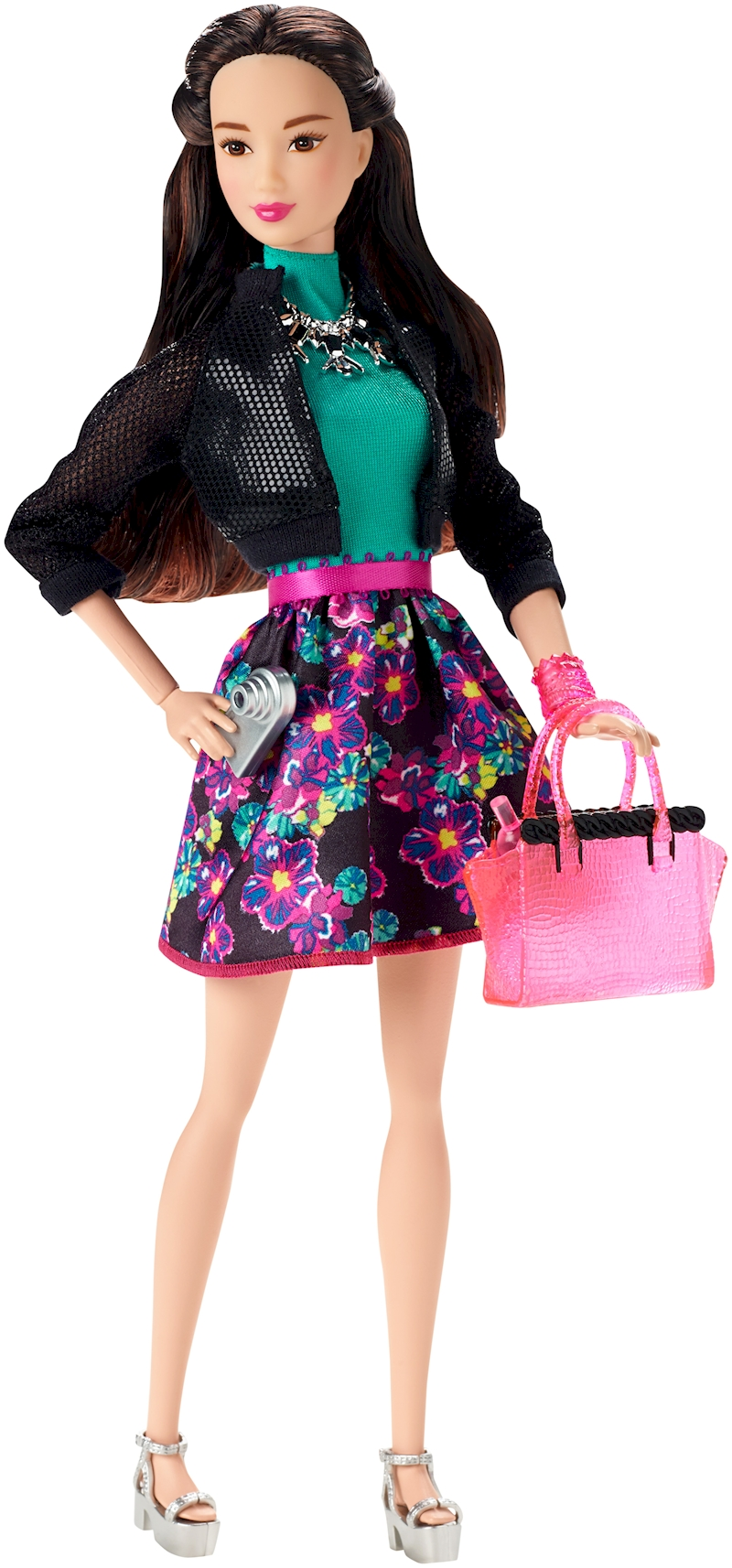 Barbie Style Glam Doll 3