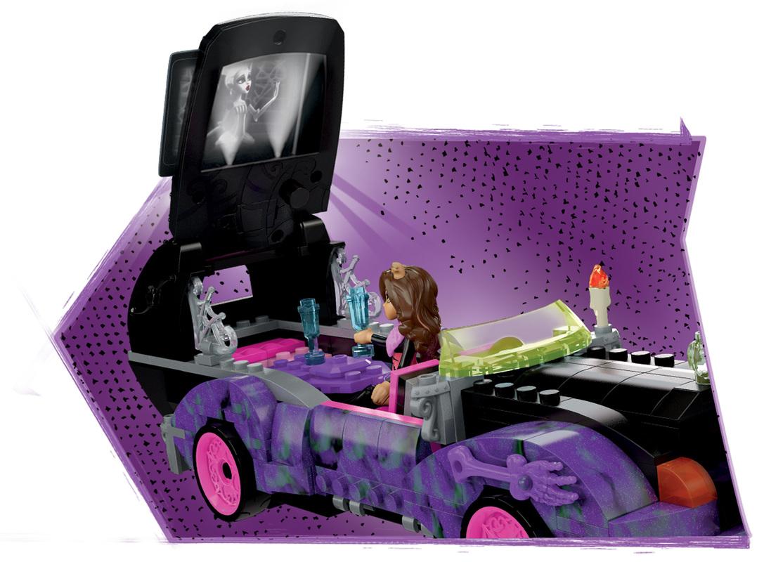 Mega Bloks Monster High Monster Moviemobile Shop Monster High