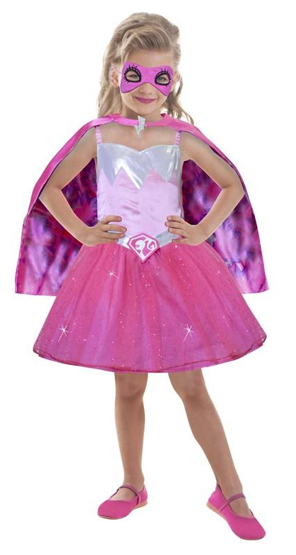 barbie in die superprinzessin kostüm