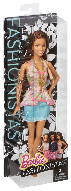 Barbie Fashionistas Doll Teresa