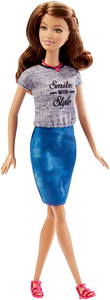 Barbie Fashionista Smile With Style