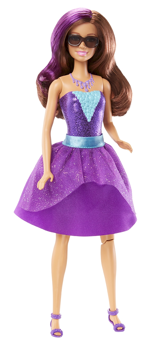 barbie spy squad barbie secret agent theresa doll. Black Bedroom Furniture Sets. Home Design Ideas