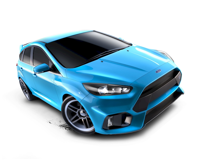 Ford Focus Rs Rc Car