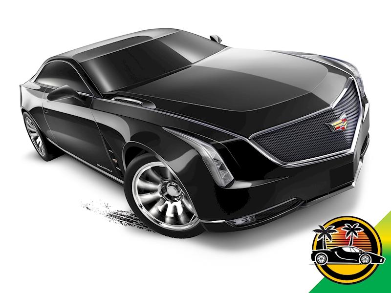 cadillac elmiraj shop hot wheels cars trucks race tracks hot wheels. Black Bedroom Furniture Sets. Home Design Ideas