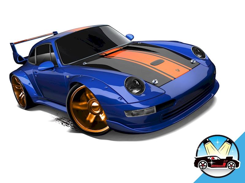 porsche 993 gt2 shop hot wheels cars trucks race tracks hot wheels. Black Bedroom Furniture Sets. Home Design Ideas