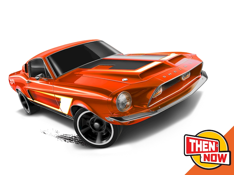'68 Shelby GT500 - Hot Wheels