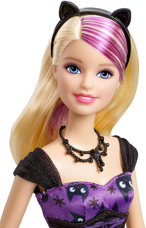 barbie moonlight halloween doll