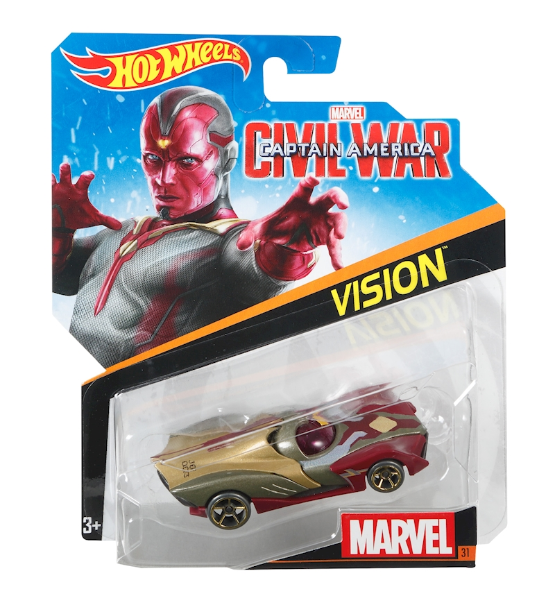 Hot Wheels 174 Marvel Vision Shop Hot Wheels Cars Trucks