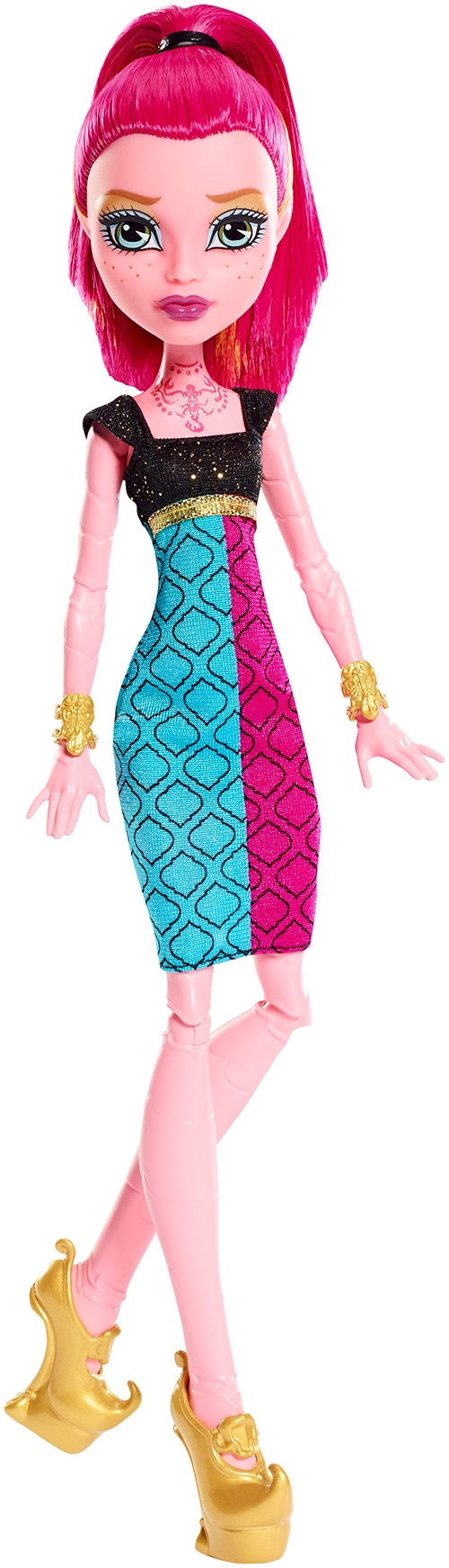 Monster High Basic Doll Gigi  Shop Monster High Doll Accessories