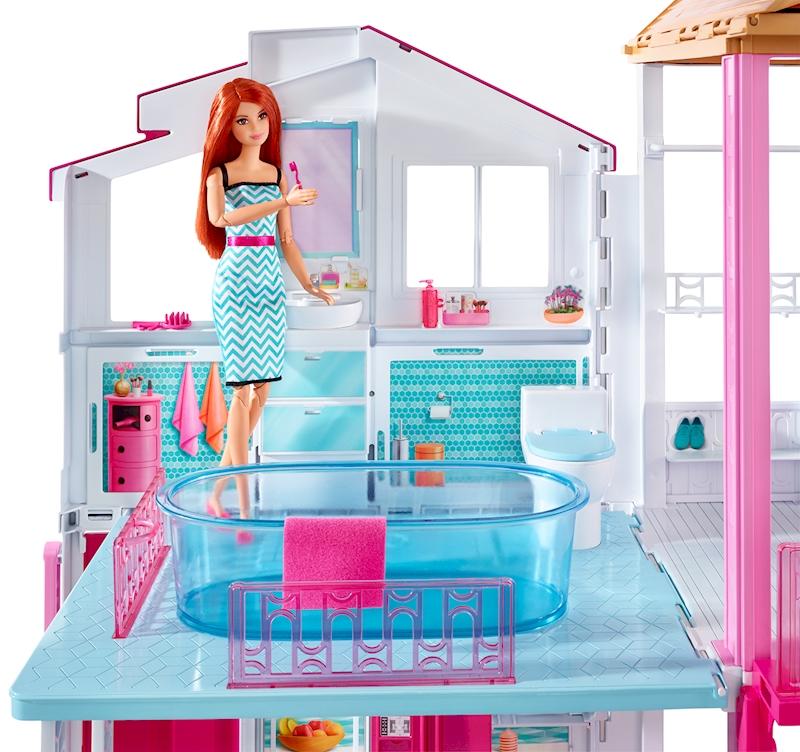 Panenky a hra ky barbie kup si m dn panenky hern sady - Supercasa de barbie ...