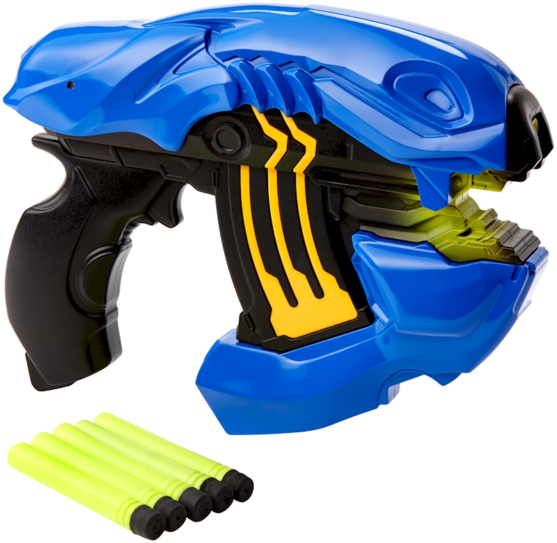 BOOMco ™ Halo Covenant Plasma Type-25 Blaster - Yellow DartsDart