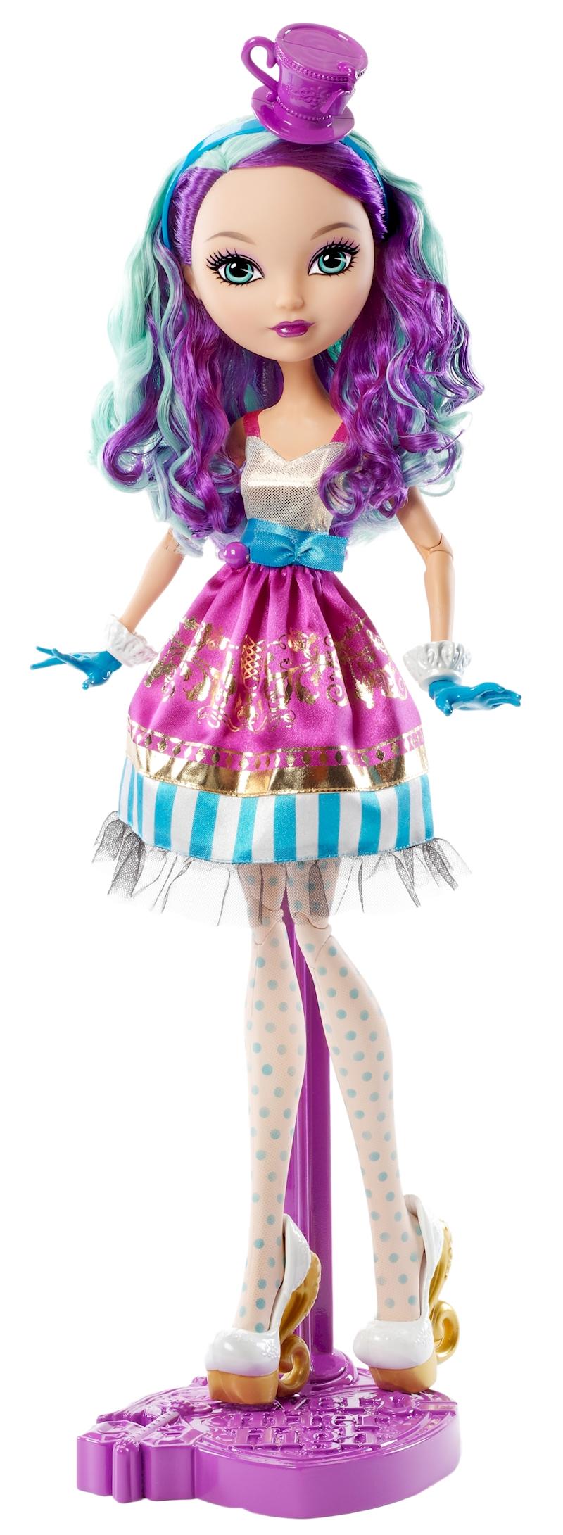 ever after high madeline hatter large scale doll shop ever