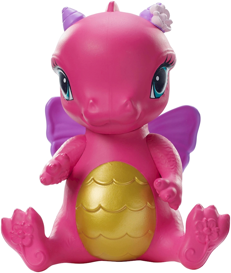Ever After High Dragon Games Holly O Hair Baby Dragon