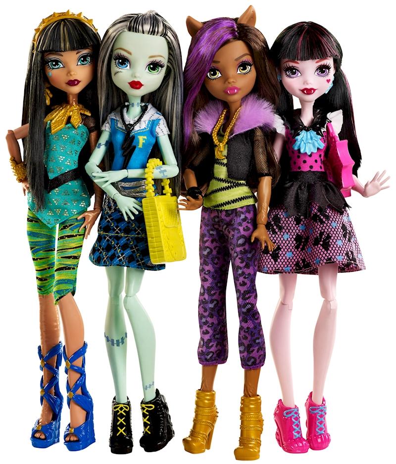 Congratulate, what monster high girl dolls