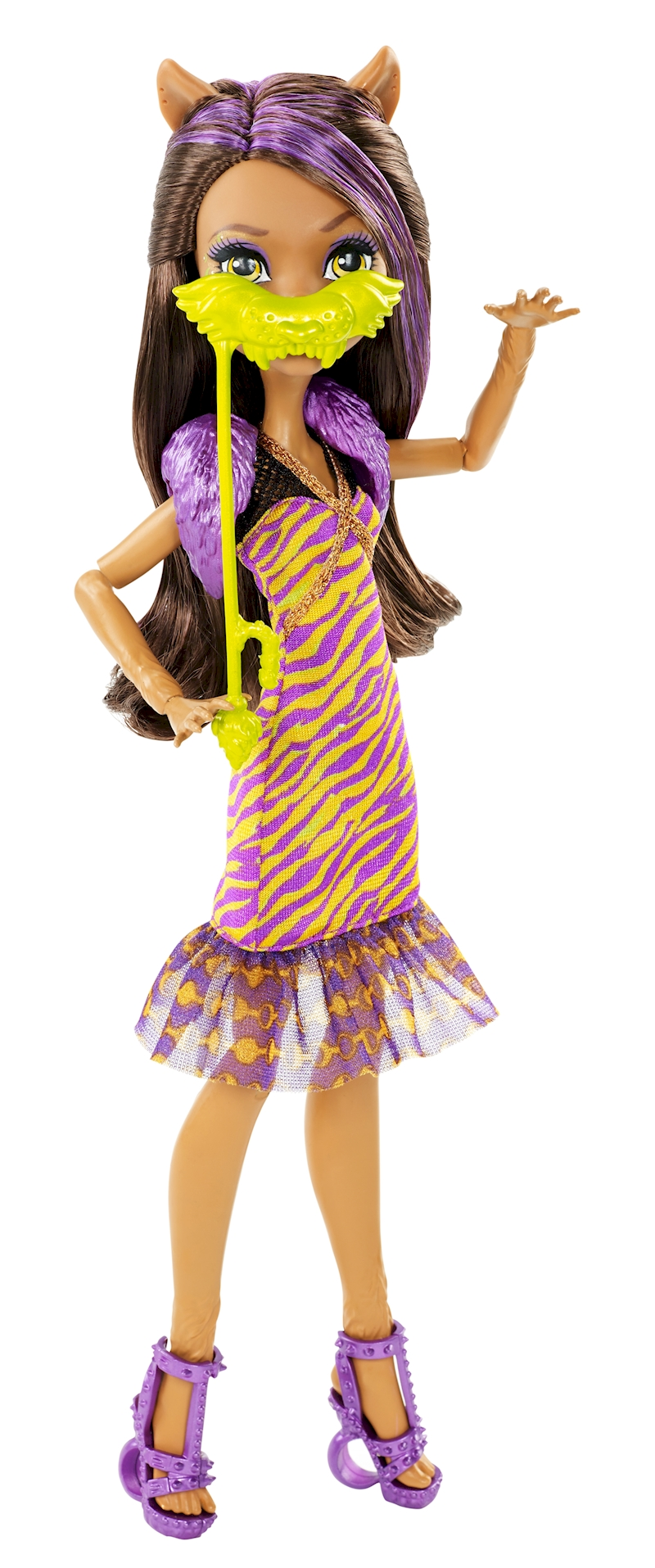 MONSTER HIGH WELCOME TO MONSTER HIGH CLAWDEEN WOLF DOLL  Shop