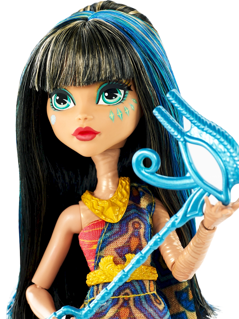 MONSTER HIGH WELCOME TO MONSTER HIGH CLEO DE NILE DOLL  Shop