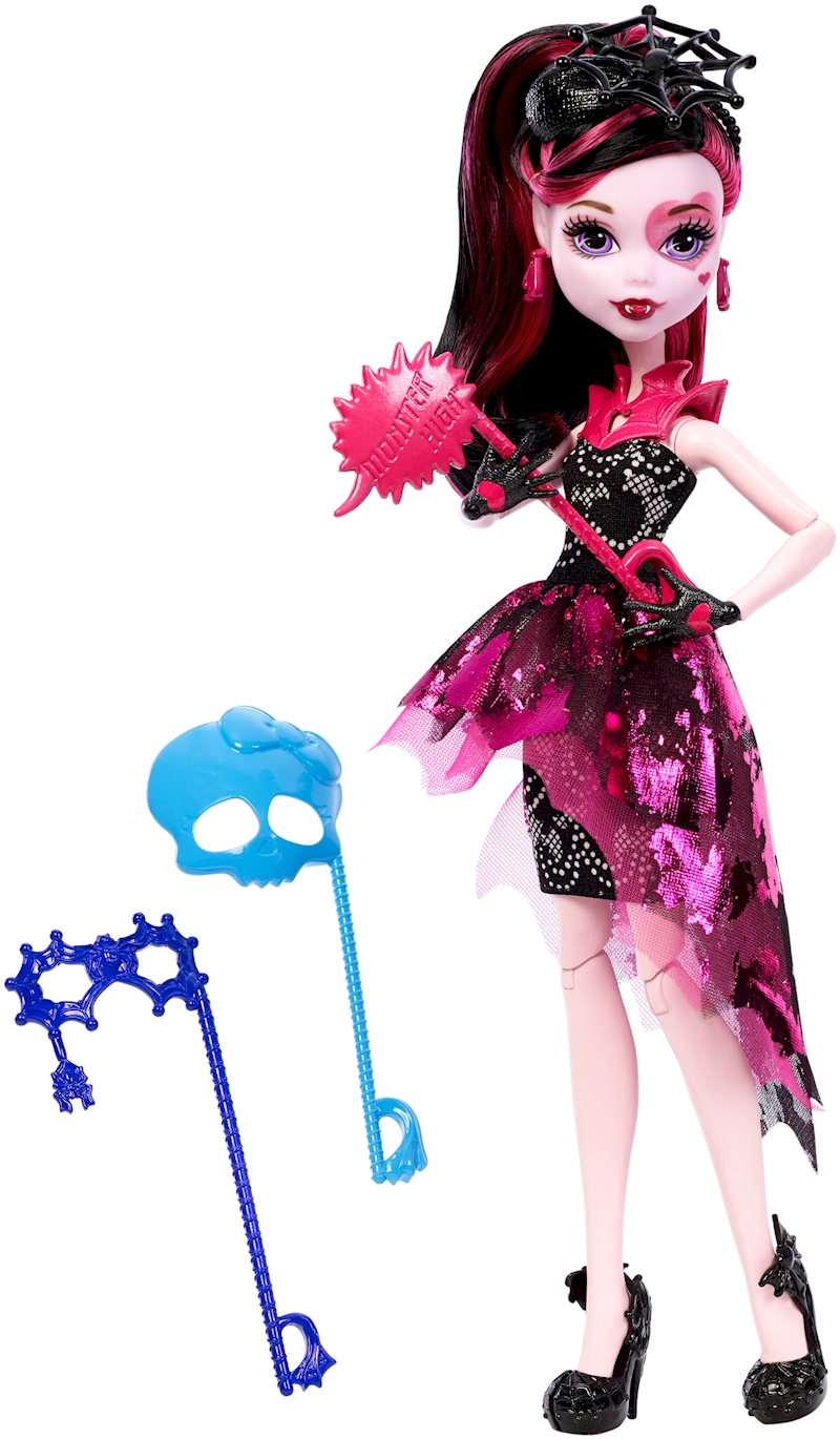 Monster high welcome to monster high dance the fright - Image monster high draculaura ...