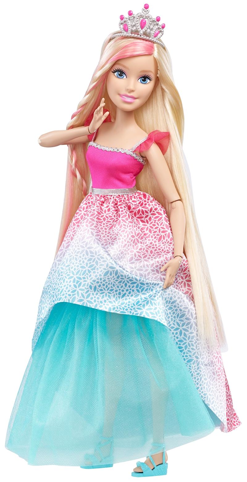 Barbie Princess 17 Doll
