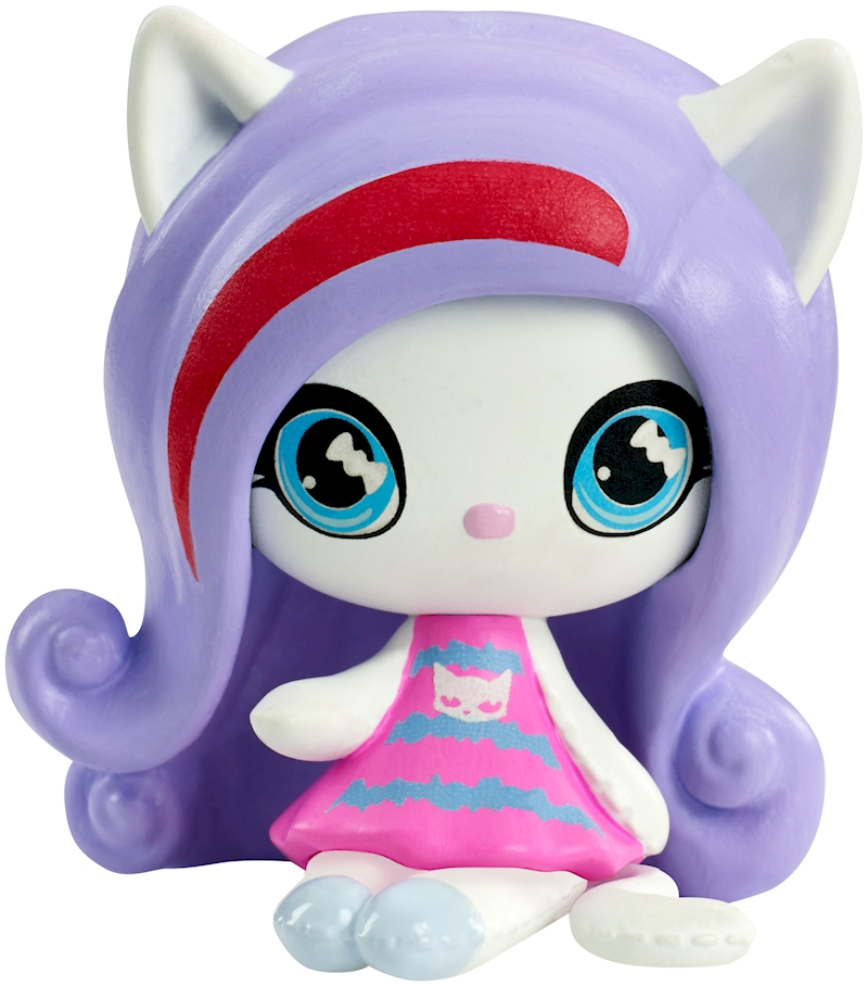 Monster High Minis Figure  Catrine  Shop Monster High - Doll Hairstyles