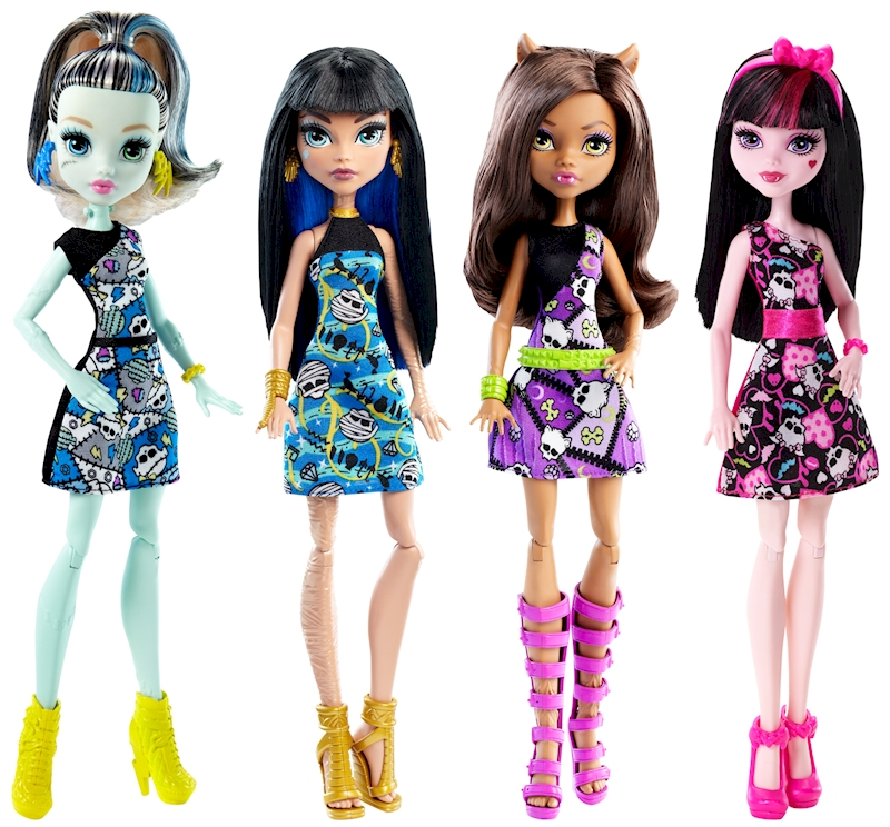 nuevas mu209ecas monster high b193sicas shop monster high