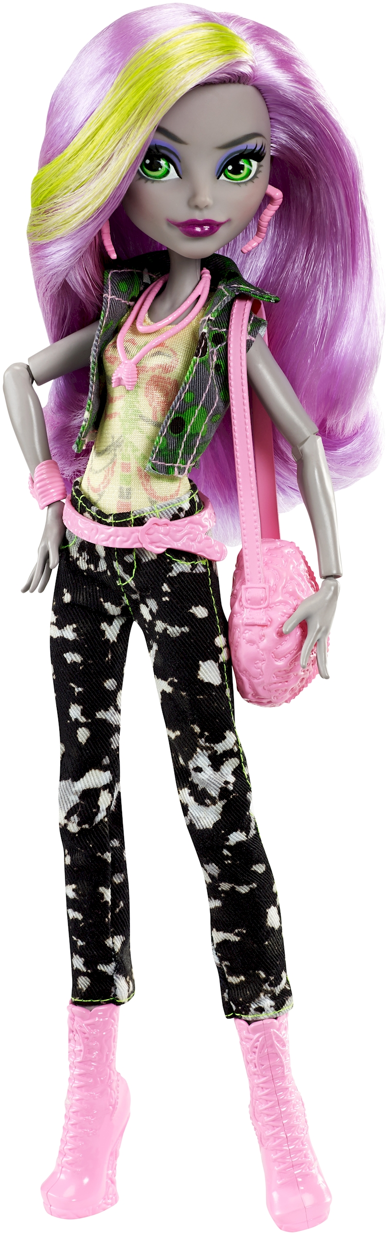 monster high characters dolls