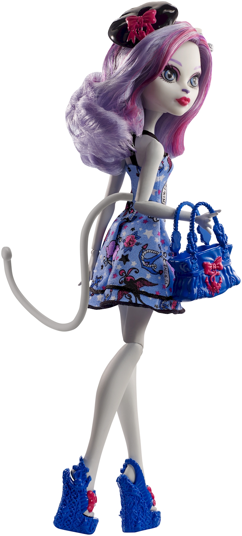 monster high174 shriekwrecked� shriek mates� catrine demew