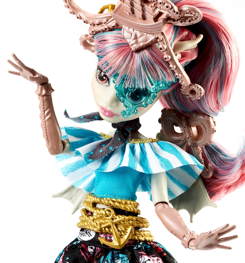 monster high174 shriekwrecked� nautical ghouls� rochelle