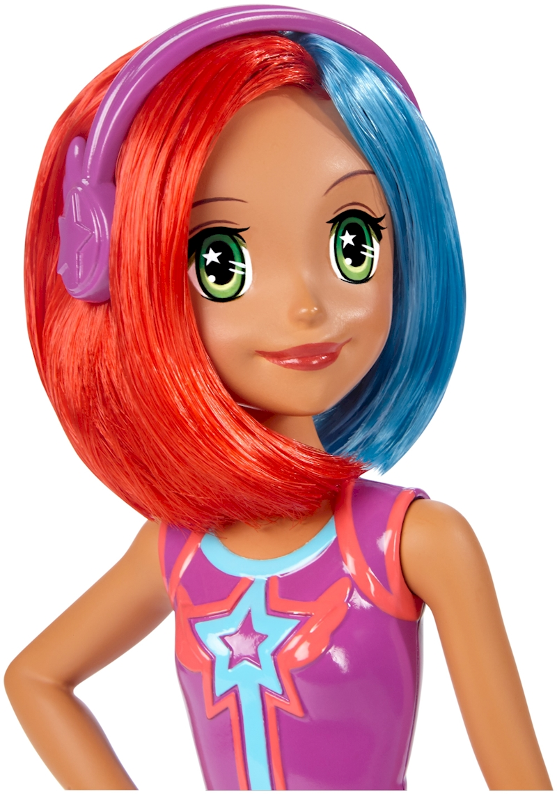 Barbie Hair Coloring Games -  additional images
