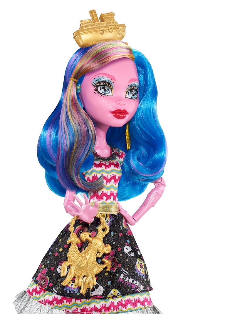 Monster high shriekwrecked gooliope jellington doll shop monster high doll accessories - Image monster high ...