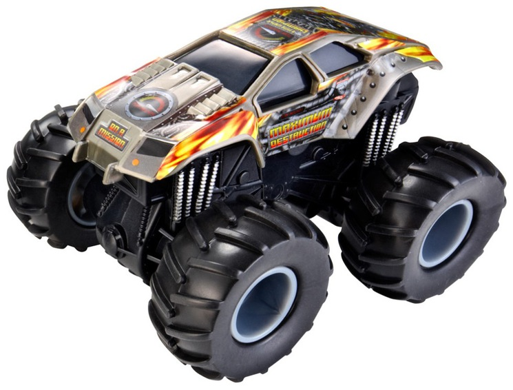 hot wheels monster jam rev tredz 2 packs assortment shop hot wheels cars trucks race tracks. Black Bedroom Furniture Sets. Home Design Ideas