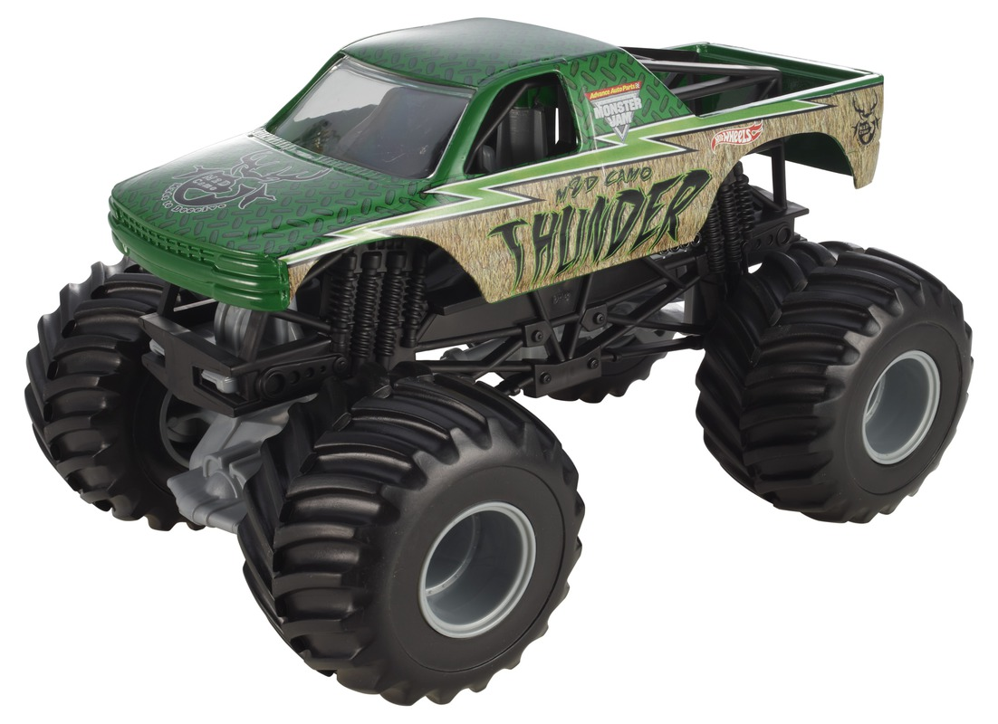 Hot Wheels Monster Jam Tropical Thunder Shop Hot Wheels Cars
