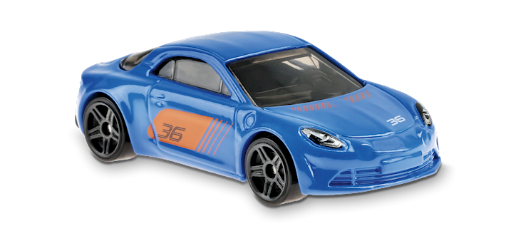 Details about  /Hot Wheels 1:64 Die Cast Alpine A110 Cup HW Race Day Grey Blue lot of 3