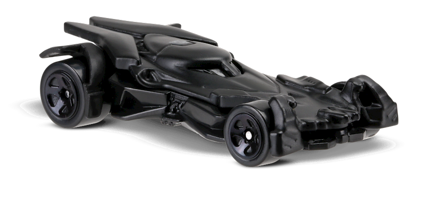 Used Cars Amarillo >> Batmobile in Black, BATMAN™, Car Collector   Hot Wheels